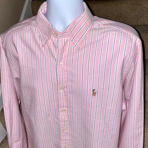 Nwt *Polo by Ralph Lauren* l/s men's dress shirt